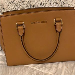 MK Brown Purse